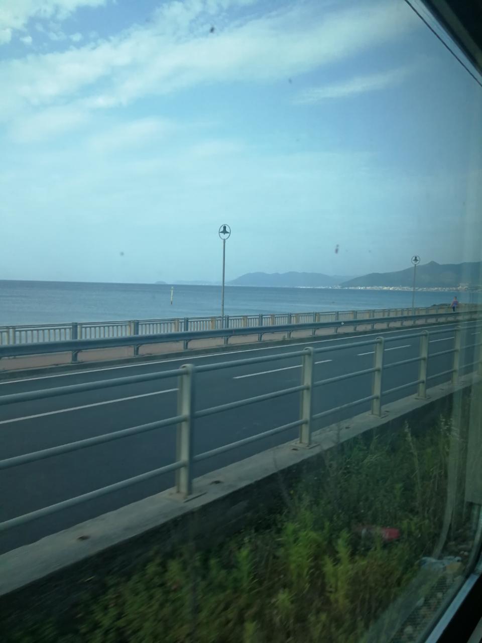 In viaggio verso Sanremo