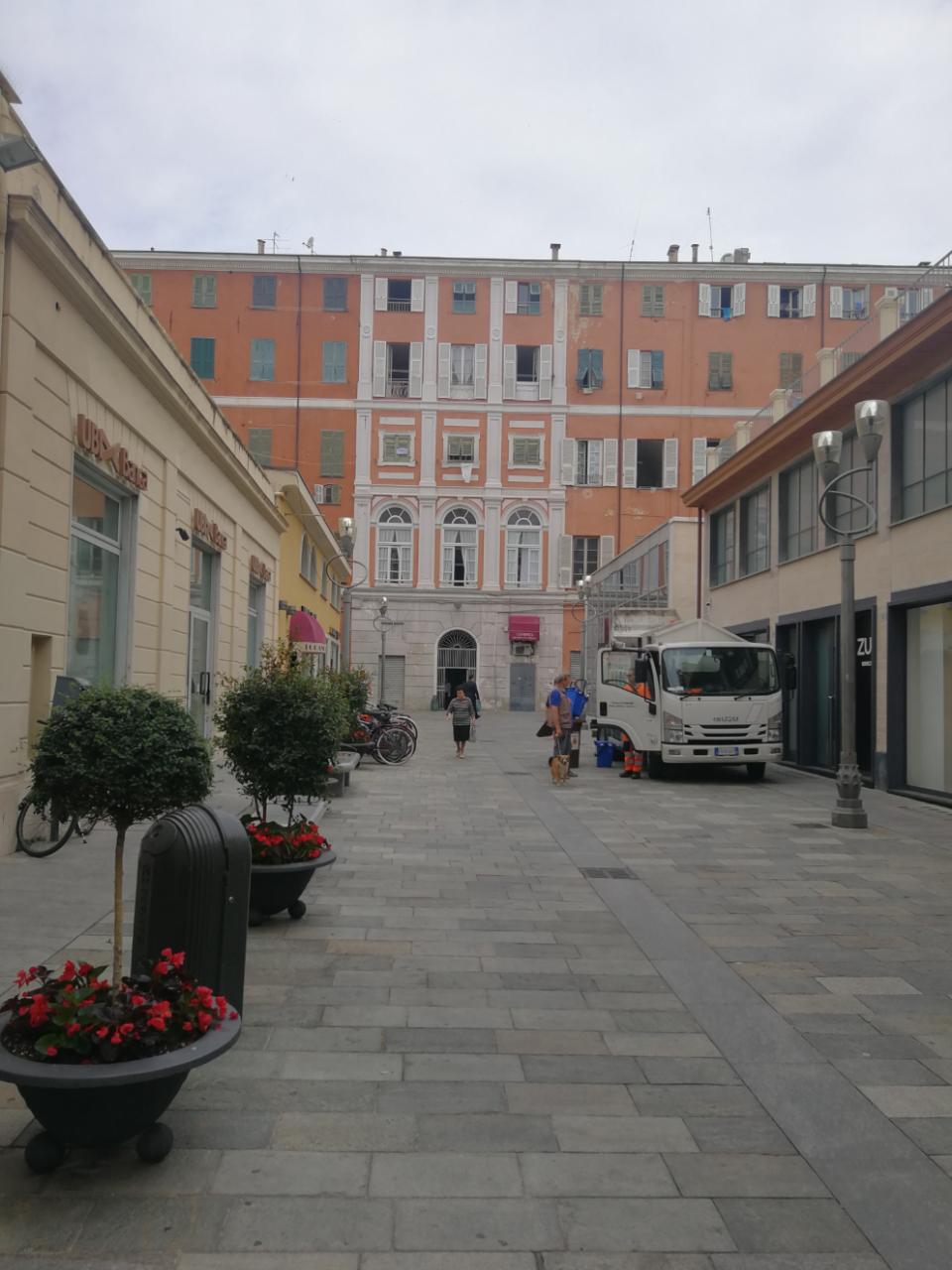 Palazzo Roverizio - La location