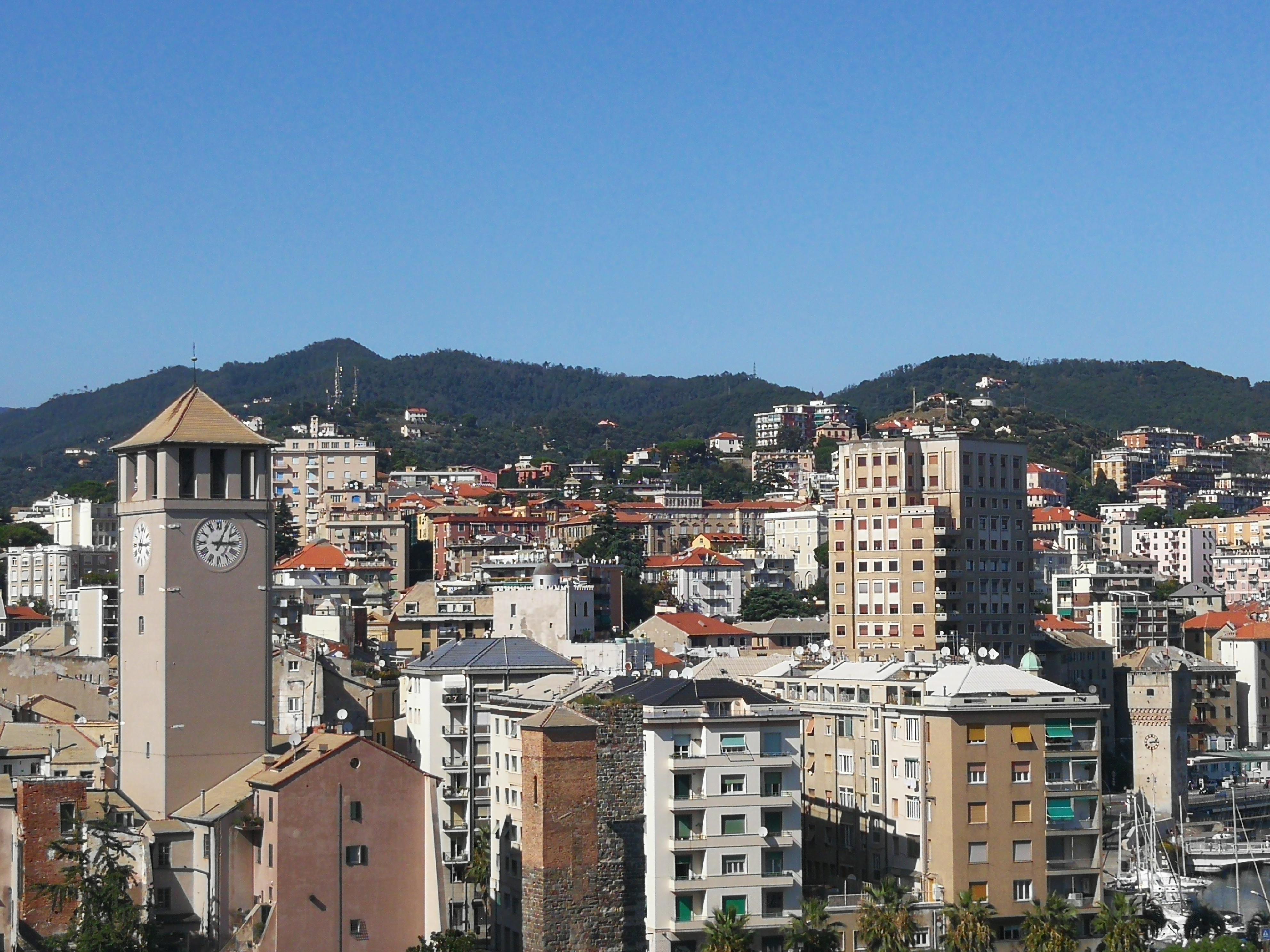 Savona landscape